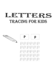 Letters Tracing For Kids: 8,5