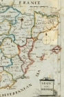 Spain and Portugal (18th Century Map) 4x6