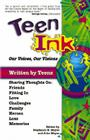Our Voices, Our Visions (Teen Ink) Cover Image