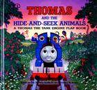 Thomas and the Hide-And-Seek Animals Cover Image
