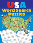 USA Word Search Puzzles Cover Image