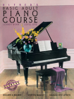 Alfred's Basic Adult Piano Course Level One: Lesson Book Cover Image
