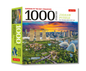 Singapore's Gardens by the Bay - 1000 Piece Jigsaw Puzzle: (Finished Size 24 in X 18 In) Cover Image