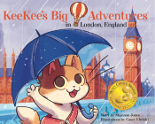 KeeKee's Big Adventures in London, England Cover Image