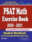 PSAT Math Exercise Book 2020-2021: Student Workbook and Two Full-Length PSAT Math Practice Tests Cover Image