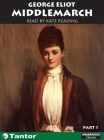Middlemarch: Part 1 & Part 2 Cover Image