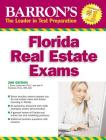 Florida Real Estate Exams (Barron's Test Prep FL) Cover Image