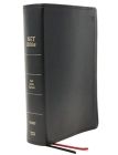 Net Bible, Full-Notes Edition, Leathersoft, Black, Comfort Print: Holy Bible Cover Image