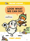 Look What We Can Do!: A Competition! (An Archie & Reddie Book #3) Cover Image