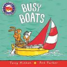 Busy Boats (Amazing Machines) Cover Image