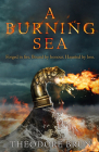 A Burning Sea (The Wanderer Chronicles #3) Cover Image