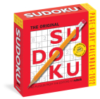Original Sudoku Page-A-Day Calendar 2022: Handcrafted by the Sudoku Experts That Invented the Game. Cover Image