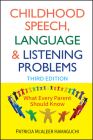Childhood Speech, Language, and Listening Problems Cover Image