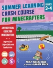 Summer Crash Course Learning for Minecrafters: From Grades 3 to 4 Cover Image