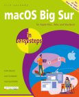 Macos Big Sur in Easy Steps: Covers Version 11 Cover Image