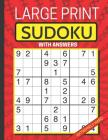 Large Print Sudoku: Puzzle Book for Adults: Extremely Hard (with answers) Cover Image