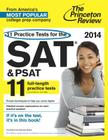 11 Practice Tests for the SAT & PSAT Cover Image