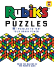 Rubik's Puzzles: 101 Puzzles to Test Your Brain Power Cover Image