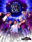 The Official Marillion Coloring Book: The H Years Cover Image