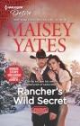 Rancher's Wild Secret & Hold Me, Cowboy Cover Image