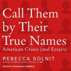 Call Them by Their True Names Lib/E: American Crises (and Essays) Cover Image
