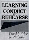 Learning to Conduct and Rehearse (Princeton Series in Physics) Cover Image