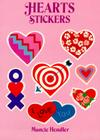 Hearts Stickers: 28 Pressure-Sensitive Designs (Pocket-Size Sticker Collections) Cover Image