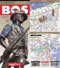 Streetsmart Boston Map by Vandam Cover Image