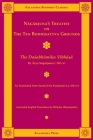 Nāgārjuna's Treatise on the Ten Bodhisattva Grounds: The Daśabhūmika Vibhāṣā (Kalavinka Buddhist Classics #14) Cover Image