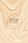 Stop Being Worried: Anxiety Management Depression Workbook with Worksheets for Mindfulness and Wellness Cover Image