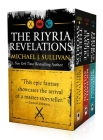 The Riyria Revelations: Theft of Swords, Rise of Empire, Heir of Novron Cover Image