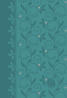 The Passion Translation New Testament Compact Teal: With Psalms, Proverbs, and Song of Songs Cover Image