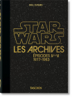 Les Archives Star Wars. 1977-1983. 40th Anniversary Edition Cover Image