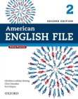 American English File 2e 2 Studentbook: With Online Practice Cover Image