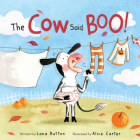 The Cow Said Boo! Cover Image