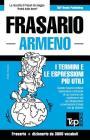 Frasario Italiano-Armeno e vocabolario tematico da 3000 vocaboli Cover Image