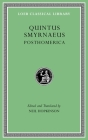 Posthomerica (Loeb Classical Library #19) Cover Image
