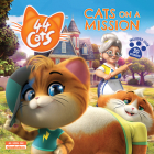 44 Cats: Cats on a Mission Cover Image