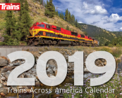 Trains Across America 2019 Cover Image