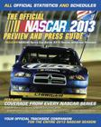 The Official NASCAR Preview and Press Guide: All Official Statistics and Schedules Cover Image