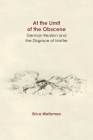 At the Limit of the Obscene: German Realism and the Disgrace of Matter Cover Image