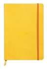 Rhodiarama Lined 6 X 8 1/4 Yellow Softcover Journal Cover Image