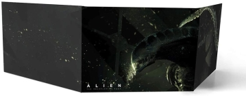 Alien Rpg: GM Screen Cover Image