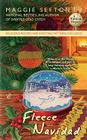 Fleece Navidad (A Knitting Mystery #6) Cover Image