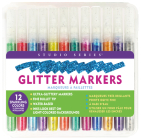 Studio Series Glitter Marker Set (12-Piece Set) Cover Image