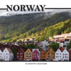 Norway Calendar 2020: 16 Month Calendar Cover Image
