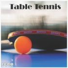 Table Tennis 2021 Calendar: Official ping-pong Sport Wall Calendar 2021, 18 Months Cover Image