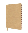 Gold Artisan Notebook (Flame Tree Journals) (Artisan Notebooks) Cover Image