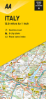 Road Map Italy (Road Map Europe) Cover Image