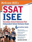 McGraw-Hill's SSAT/ISEE: High School Entrance Exams Cover Image